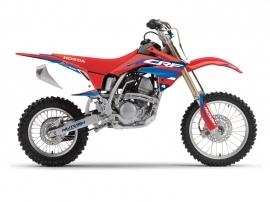 Honda 150 CRF Dirt Bike League Graphic Kit Red