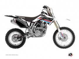 Honda 150 CRF Dirt Bike First Graphic Kit White