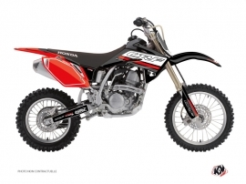 Honda 150 CRF Dirt Bike First Graphic Kit Black