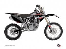 Honda 150 CRF Dirt Bike Nasting Graphic Kit Grey Red