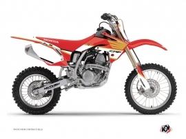 Kit Déco Moto Cross Wing Honda 150R CRF Blanc
