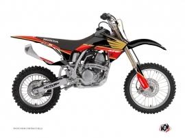 Kit Déco Moto Cross Wing Honda 150R CRF Gold