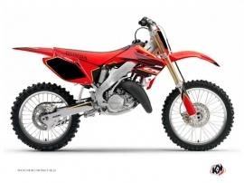 Kit Déco Moto Cross Dyna Honda 125 CR Gold
