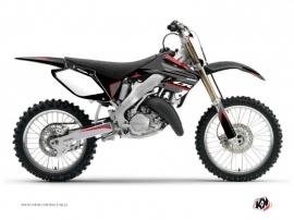 Honda 250 CR Dirt Bike Dyna Graphic Kit Black