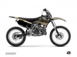 Kawasaki 125 KX Dirt Bike Live Graphic Kit Sand