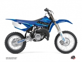 Kit Déco Moto Cross Outline Yamaha 85 YZ Cyan