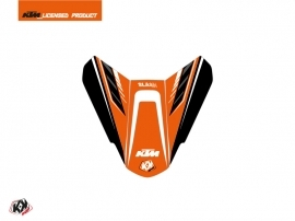 Graphic Kit Seat Cowl Moto Slash KTM Orange Black