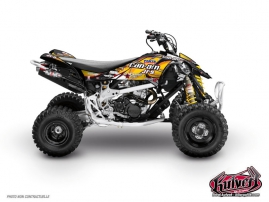 Can Am DS 450 ATV Replica Adrian Mangieu Graphic Kit 2011