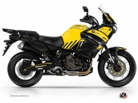 Yamaha XTZ 1200 Super TENERE Street Bike Adventure Graphic Kit Yellow