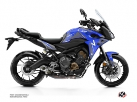 Yamaha TRACER 900 Street Bike Airline Graphic Kit Blue
