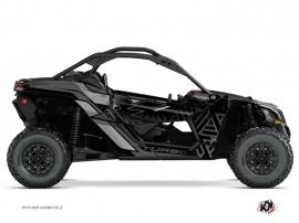 Kit Déco SSV Alpha Can Am Maverick X3 Noir Gris