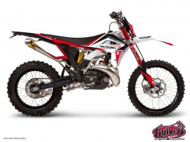 GASGAS 250 ECF Dirt Bike Assault Graphic Kit