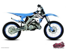 TM EN 125 Dirt Bike Assault Graphic Kit