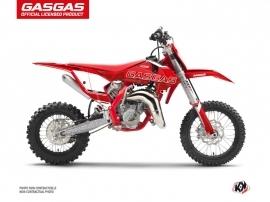 Kit Déco Moto Cross Border GASGAS MC 65 Rouge