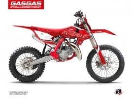 Kit Déco Moto Cross Border GASGAS MC 85 Rouge