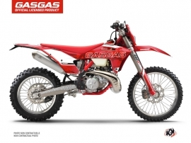 Kit Déco Moto Cross Border GASGAS EC Rouge