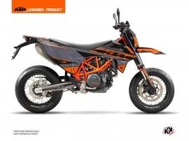 KTM 690 SMC R Dirt Bike Breakout Graphic Kit Grey