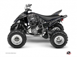 Yamaha 250 Raptor ATV Camo Graphic Kit Grey
