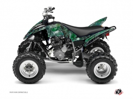 Kit Déco Quad Camo Yamaha 250 Raptor Vert
