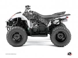 Kit Déco Quad Camo Yamaha 350-450 Wolverine Gris