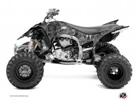 Kit Déco Quad Camo Yamaha 450 YFZ R Gris