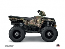 Polaris 570 Sportsman Touring ATV Camo Graphic Kit Colors
