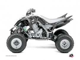 Yamaha 660 Raptor ATV Camo Graphic Kit Grey