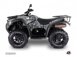 Kit Déco Quad Camo Kymco 700 MXU Gris
