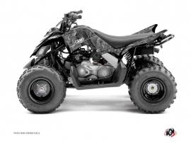 Kit Déco Quad Camo Yamaha 90 Raptor Gris