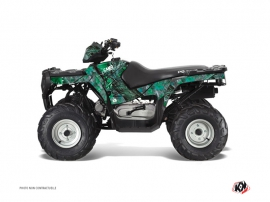 Polaris 90 Sportsman ATV Camo Graphic Kit Green
