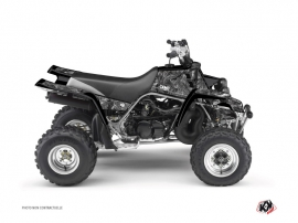 Yamaha Banshee ATV Camo Graphic Kit Grey