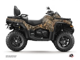 CF MOTO CFORCE 800 XC ATV Camo Graphic Kit Colors