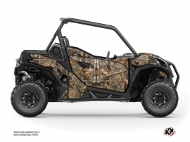 Can Am Maverick Sport With Doors UTV Camo Graphic Kit Colors