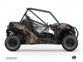 Can Am Maverick Trail UTV Camo Graphic Kit Colors