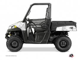 Kit Déco SSV Camo Polaris Ranger 570 Blanc