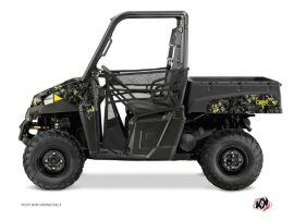 Kit Déco SSV Camo Polaris Ranger 570 Noir Jaune