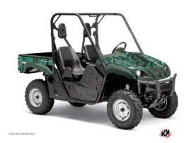 Yamaha Rhino UTV Camo Graphic Kit Green