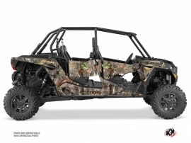 Polaris RZR 1000 4 doors UTV Camo Graphic Kit Colors