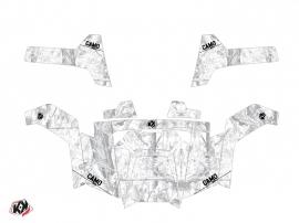 Polaris RZR 800 UTV Camo Graphic Kit White