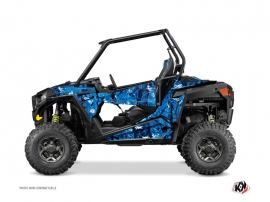 Polaris RZR 900 UTV Camo Graphic Kit Blue
