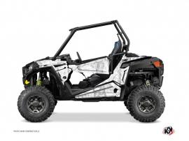 Polaris RZR 900 S UTV Camo Graphic Kit White