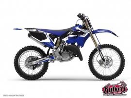 Yamaha 250 YZ Dirt Bike Chrono Graphic Kit