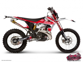 GASGAS 300 ECF Dirt Bike Chrono Graphic Kit