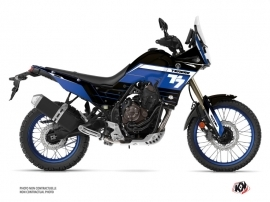 Yamaha TENERE 700 Street Bike Classik Graphic Kit Blue