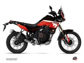 Yamaha TENERE 700 Street Bike Classik Graphic Kit Red