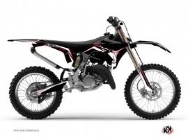 Yamaha 250 YZ Dirt Bike Concept Graphic Kit Red