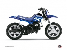 Yamaha PW 50 Dirt Bike Concept Graphic Kit Blue