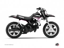 Yamaha PW 50 Dirt Bike Concept Graphic Kit Pink