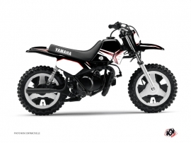 Yamaha PW 50 Dirt Bike Concept Graphic Kit Pink
