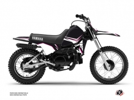 Yamaha PW 80 Dirt Bike Concept Graphic Kit Pink